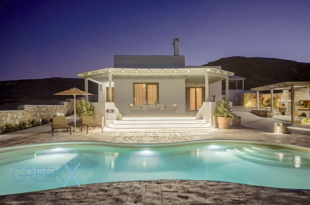 Naxos Greece Villa for Sale