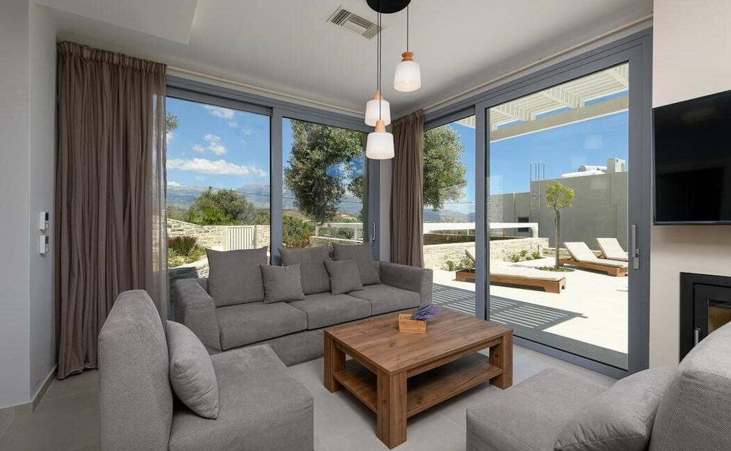 New Villa for sale in South Crete, Near Matala Crete 10