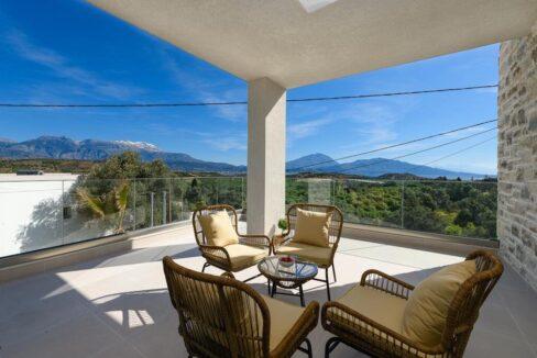 New Villa for sale in South Crete, Near Matala Crete 20