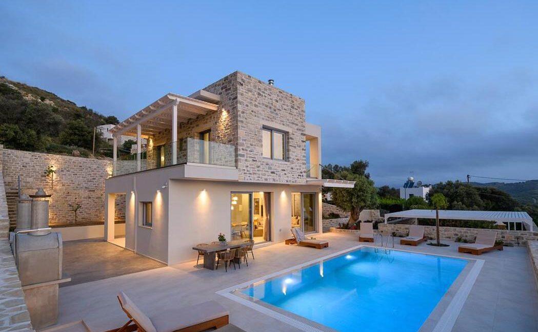 New Villa for sale in South Crete, Near Matala Crete 34