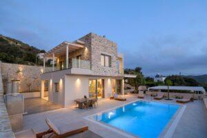New Villa for sale in South Crete, Near Matala Crete