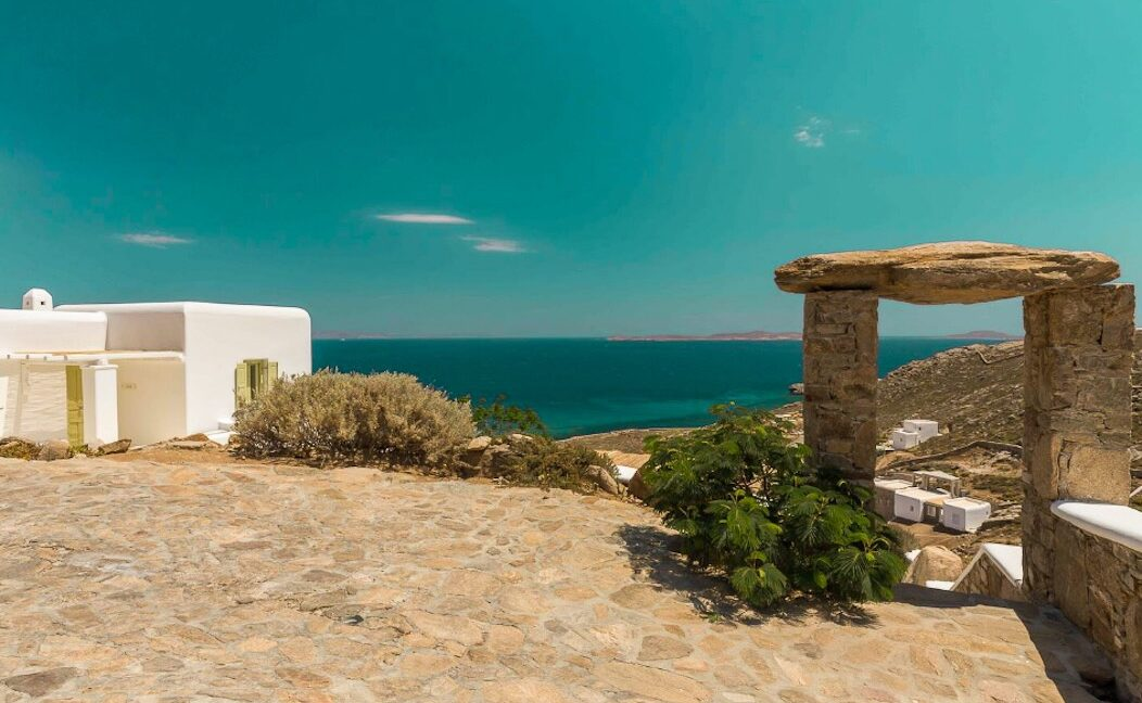 Property in Mykonos with Sea View and Pool, Mykonos Properties 1