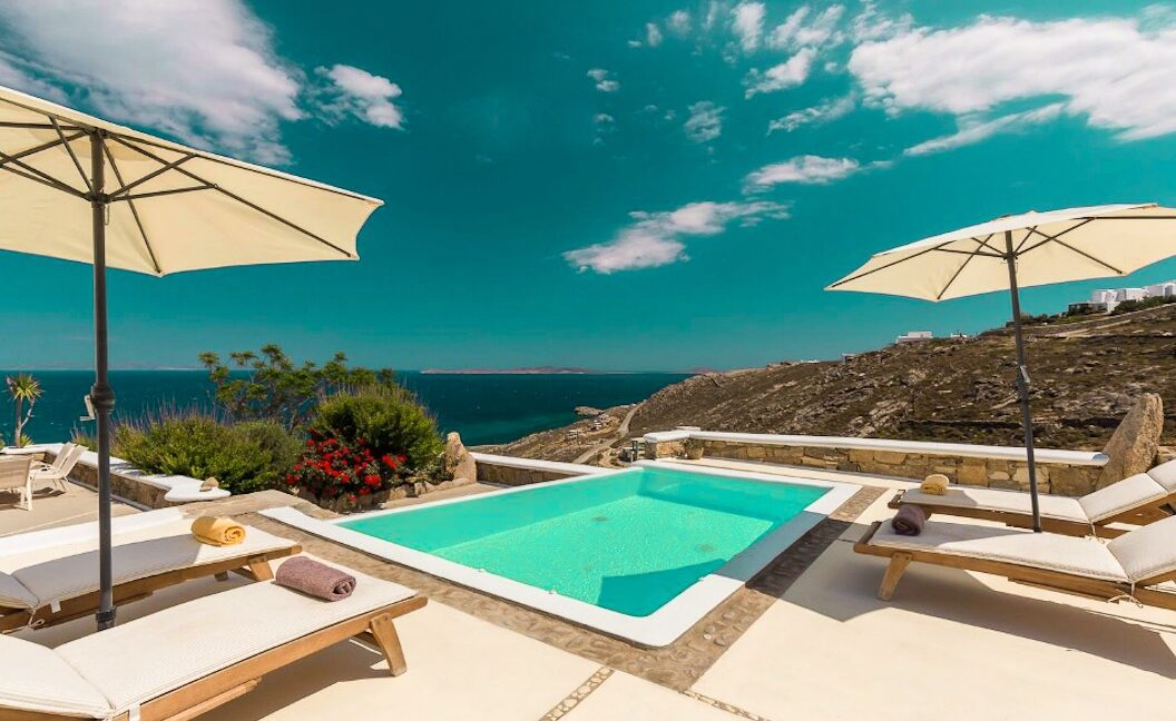 Property in Mykonos with Sea View and Pool, Mykonos Properties 11