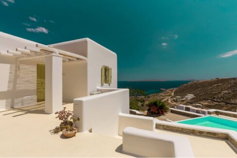 Property in Mykonos with Sea View and Pool, Mykonos Properties 2