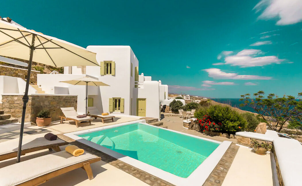 Property in Mykonos with Sea View and Pool, Mykonos Properties 24