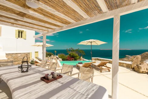Property in Mykonos with Sea View and Pool, Mykonos Properties 25