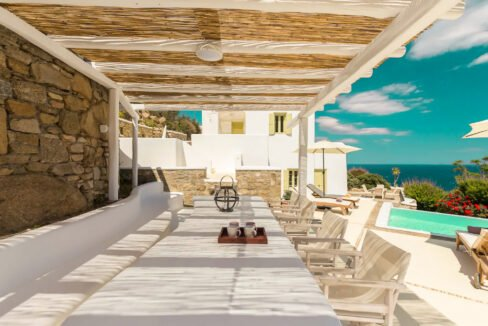 Property in Mykonos with Sea View and Pool, Mykonos Properties 26