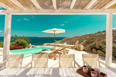 Property in Mykonos with Sea View and Pool, Mykonos Properties 27