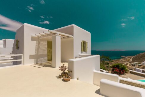 Property in Mykonos with Sea View and Pool, Mykonos Properties 3