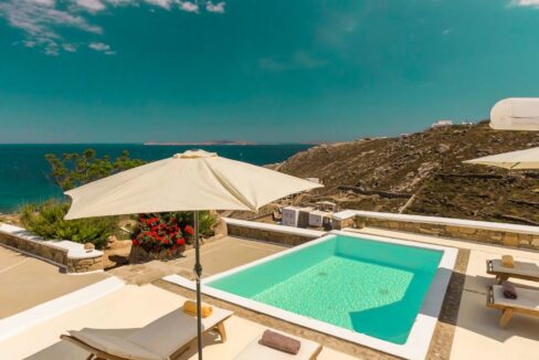 Property in Mykonos with Sea View and Pool, Mykonos Properties 5