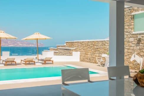 Sea View Villa Kanalia Mykonos, Mykonos Luxury Estates 15