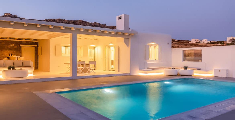 Sea View Villa Kanalia Mykonos, Mykonos Luxury Estates 2