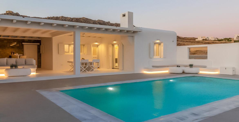 Sea View Villa Kanalia Mykonos, Mykonos Luxury Estates 20