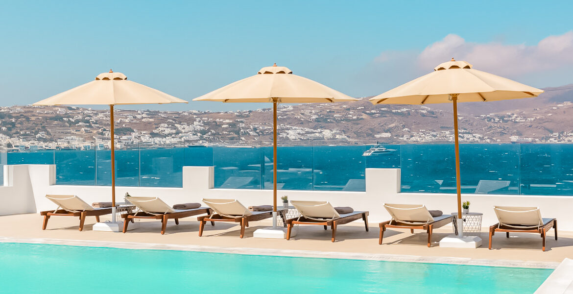 Sea View Villa Kanalia Mykonos, Mykonos Luxury Estates