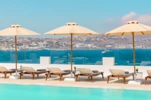 Sea View Villa Kanalia Mykonos, Mykonos Luxury Estates