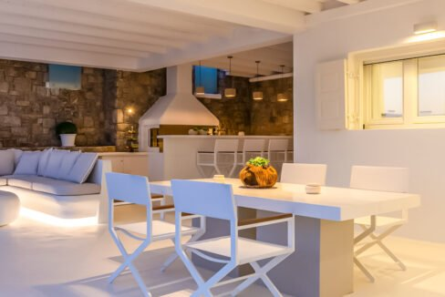 Sea View Villa Kanalia Mykonos, Mykonos Luxury Estates 3