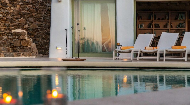 Sea View Villa Mykonos Greece, Mykonos Estates 35