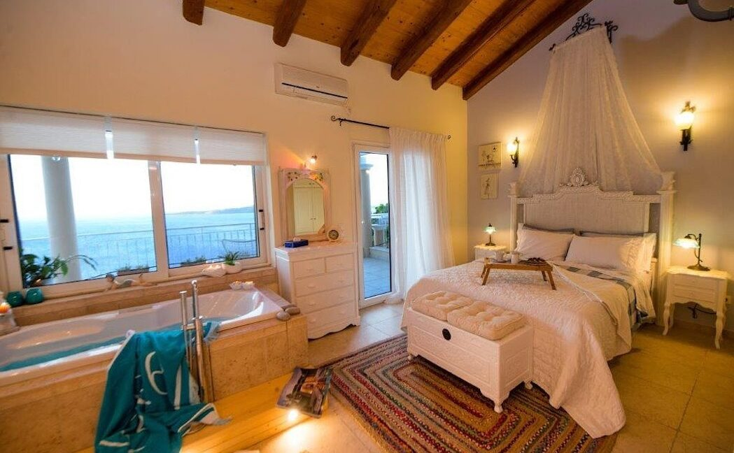Sea View Villa at Agni Corfu, Corfu Luxury Homes 11