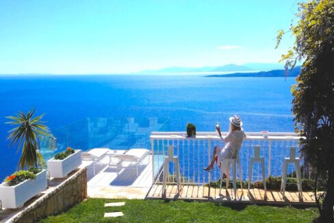 Sea View Villa at Agni Corfu, Corfu Luxury Homes 18