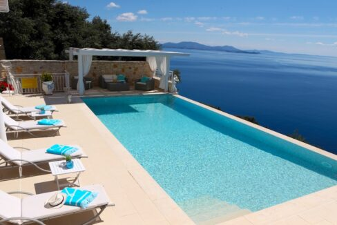 Sea View Villa at Agni Corfu, Corfu Luxury Homes 4