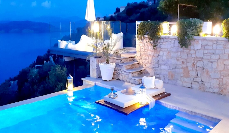 Sea View Villa at Agni Corfu, Corfu Luxury Homes 7