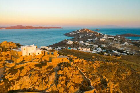 Sea View Villa near Ornos Mykonos, Mykonos Houses 1