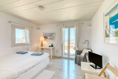 Sea View Villa near Ornos Mykonos, Mykonos Houses 13