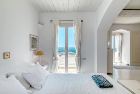 Sea View Villa near Ornos Mykonos, Mykonos Houses 14