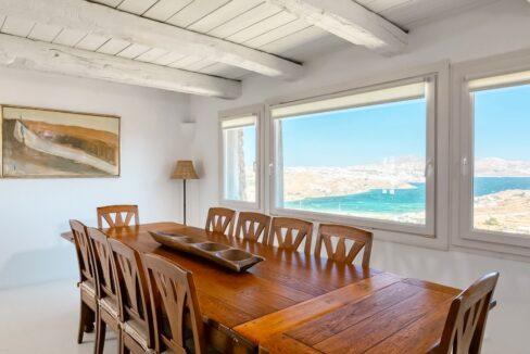 Sea View Villa near Ornos Mykonos, Mykonos Houses 19