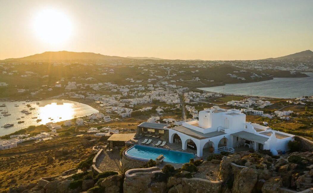 Sea View Villa near Ornos Mykonos, Mykonos Houses 2