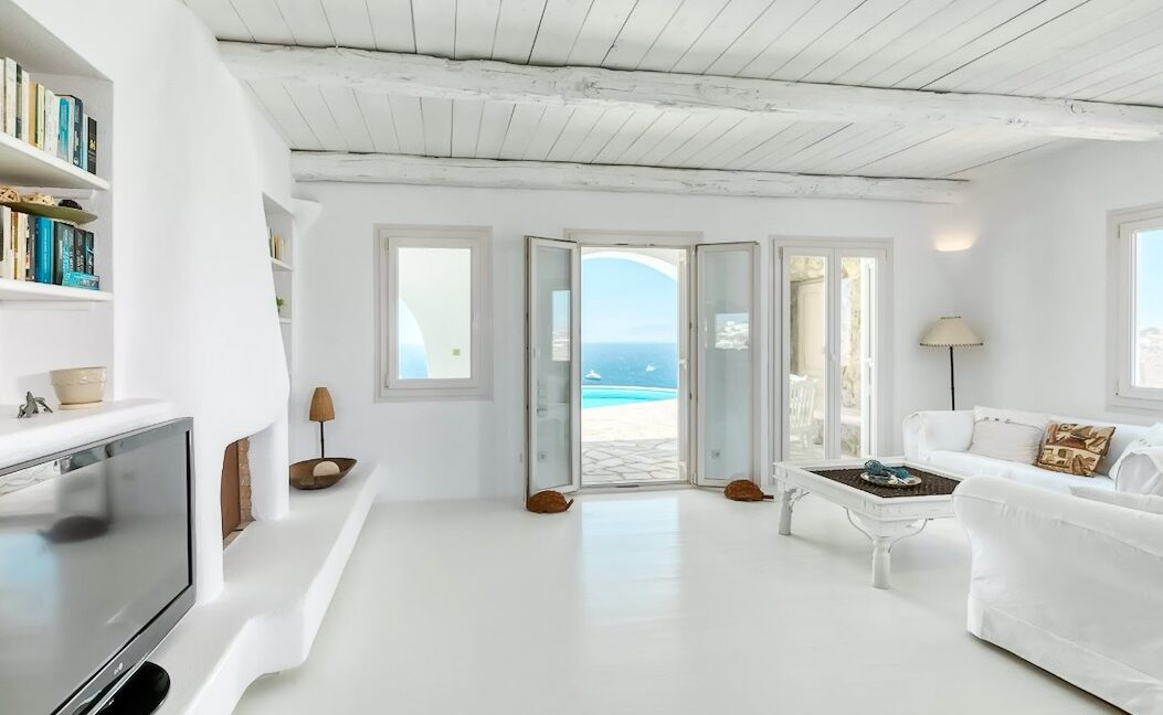 Sea View Villa near Ornos Mykonos, Mykonos Houses 21