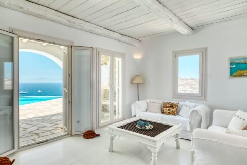 Sea View Villa near Ornos Mykonos, Mykonos Houses 22