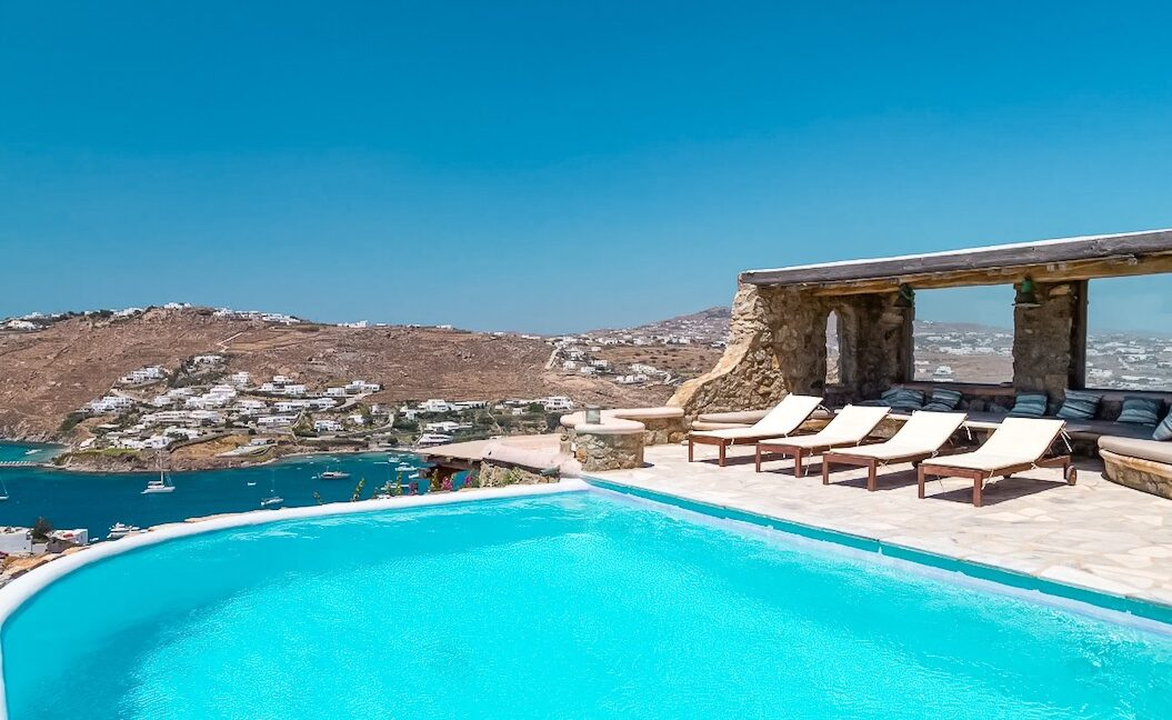 Sea View Villa near Ornos Mykonos, Mykonos Houses 23