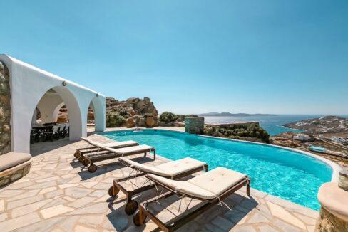 Sea View Villa near Ornos Mykonos, Mykonos Houses 24