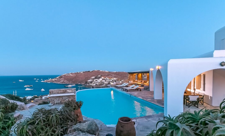Sea View Villa near Ornos Mykonos, Mykonos Houses 25