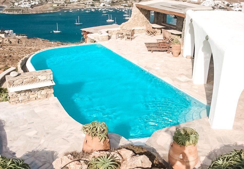 Sea View Villa near Ornos Mykonos, Mykonos Houses 26