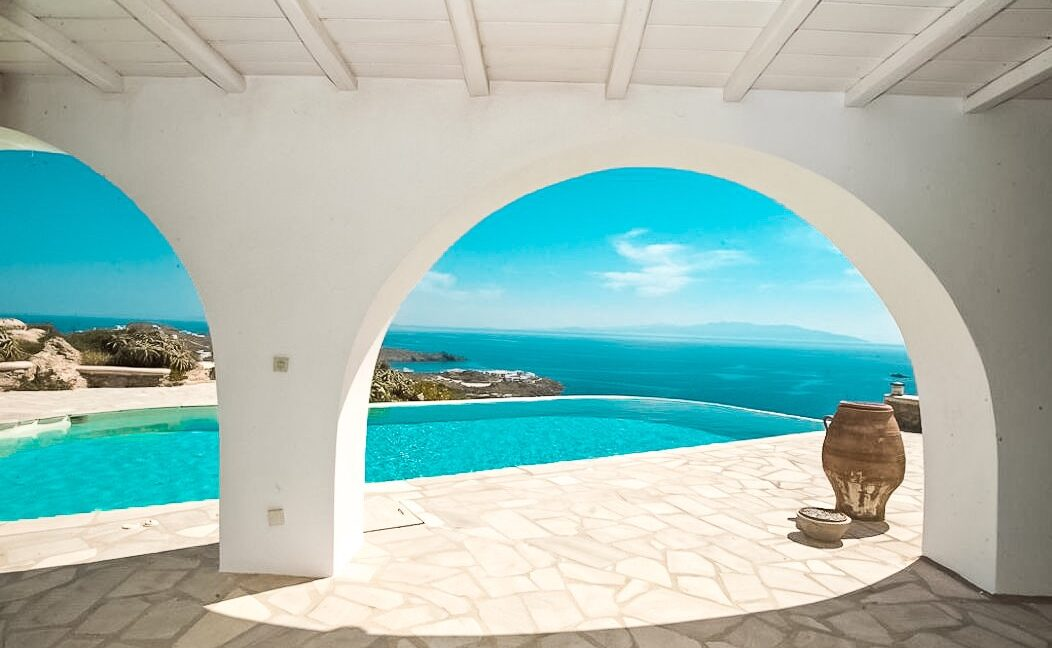 Sea View Villa near Ornos Mykonos, Mykonos Houses 30