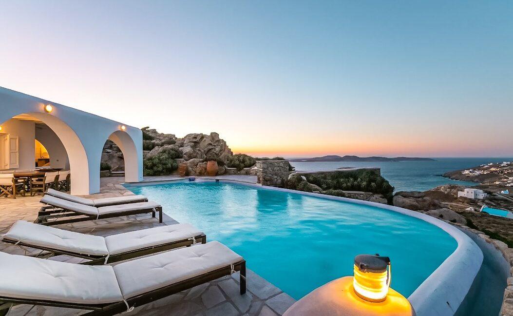 Sea View Villa near Ornos Mykonos, Mykonos Houses 4