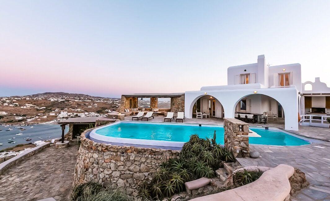 Sea View Villa near Ornos Mykonos, Mykonos Houses 5