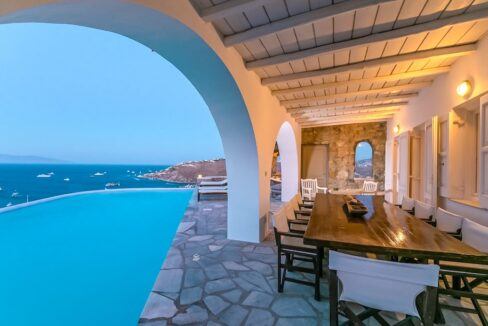 Sea View Villa near Ornos Mykonos, Mykonos Houses 6
