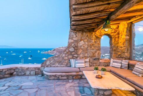 Sea View Villa near Ornos Mykonos, Mykonos Houses 7