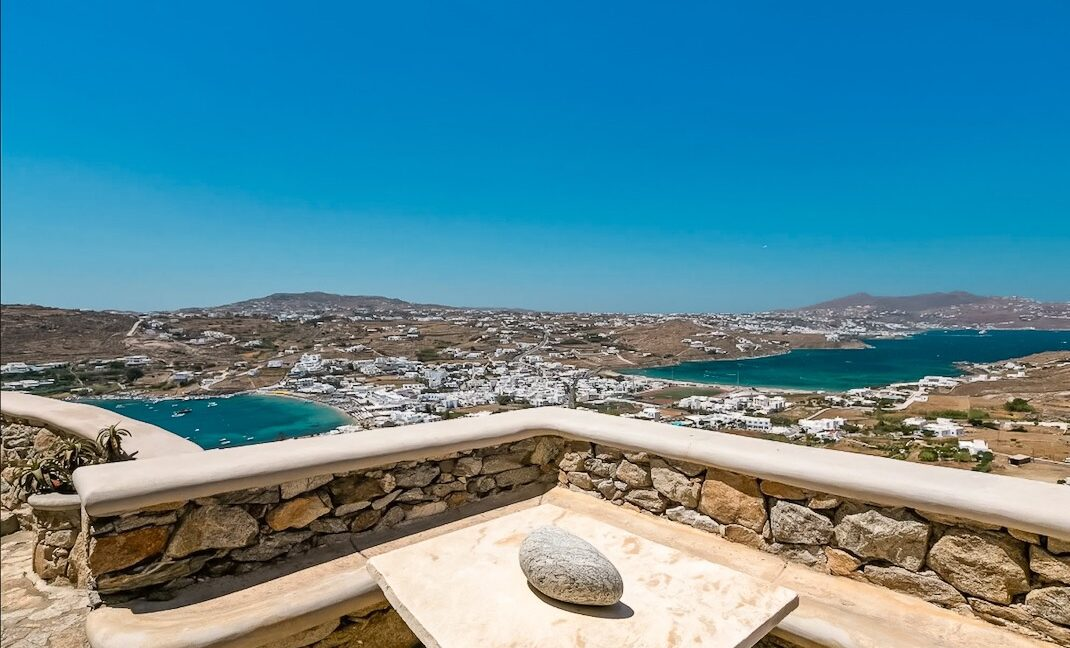 Sea View Villa near Ornos Mykonos, Mykonos Houses 8