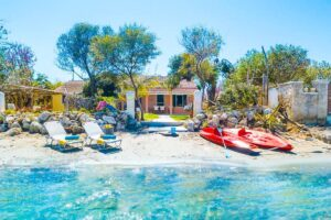 Seafront House Corfu Island Greece, Corfu Homes
