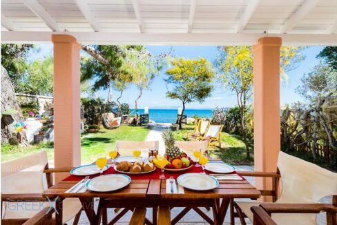 Seafront House Corfu Island Greece, Corfu Homes 18