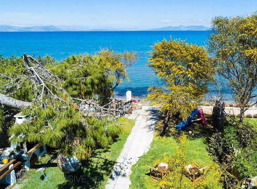 Seafront House Corfu Island Greece, Corfu Homes 4