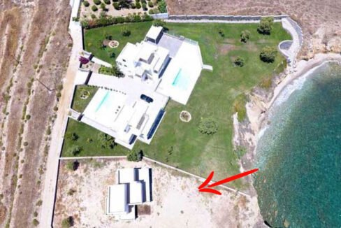 Seafront Maisonette with Private Pool, Naxos Island Greece 4