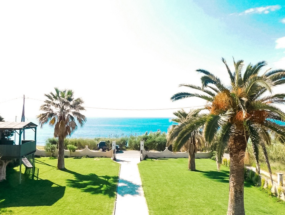 Seafront Property in Corfu, Agios Georgios