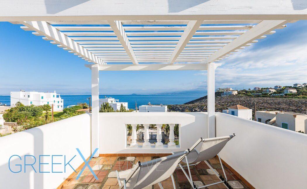 Seafront Villa Chania Crete, House in Crete Island