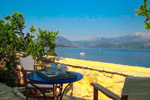 Seafront Villa Meganisi Lefkada Greece, Real Estate Greece, Lefkas Realty 4