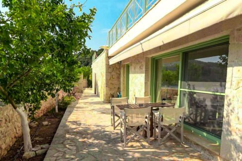 Seafront Villa Meganisi Lefkada Greece, Real Estate Greece, Lefkas Realty 5